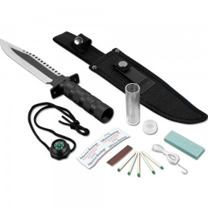 Whetstone cutlery survival knife